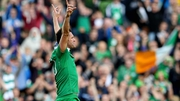 Robbie Keane has scored 65 goals in 138 games for Ireland