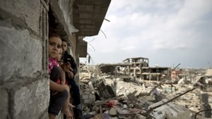 Palestinians are hope to raise billions in international pledges