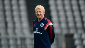 Gordon Strachan now turns his attention to Ireland