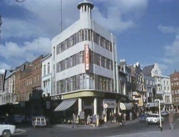 Gael Linn on Grafton Street