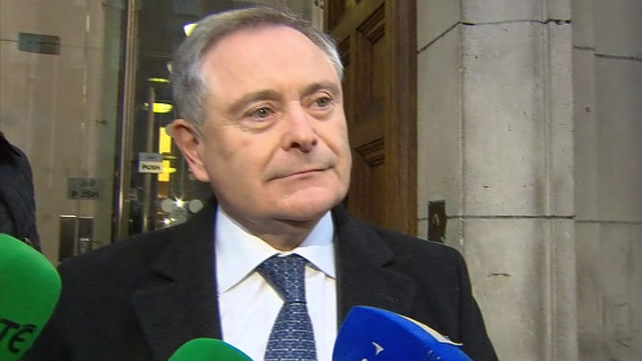 Minister Howlin said the sacrifice and hard work of the Irish people had paid off