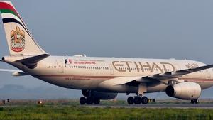 Etihad Airways made a net profit of $73m in 2014