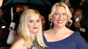 Reese Witherspoon and the woman she portrays in Wild, Cheryl Strayed