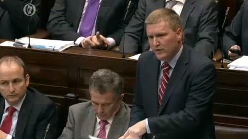 Michael McGrath said there was no vision of what a post-austerity Ireland will look like