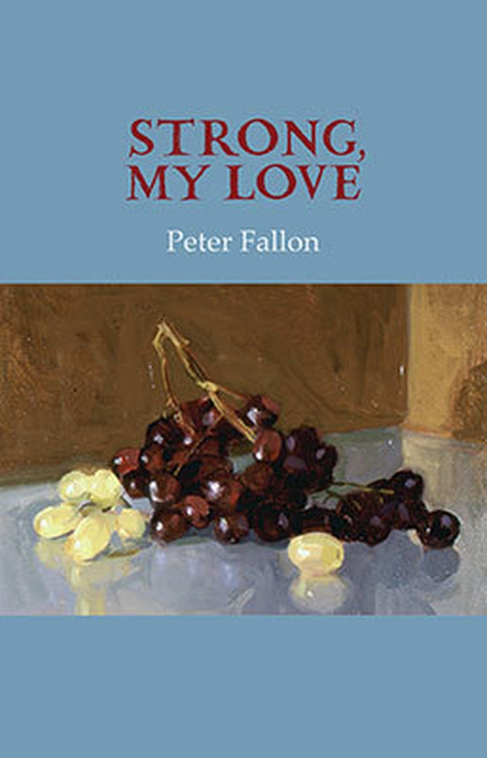 Peter Fallon, poet