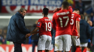 England manager Roy Hodgson has been under fire since resting Raheem Sterling due to fatigue