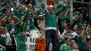 The FAI has received a ticket allocation of just 3,209 for November's Euro 2016 qualifier against Scotland