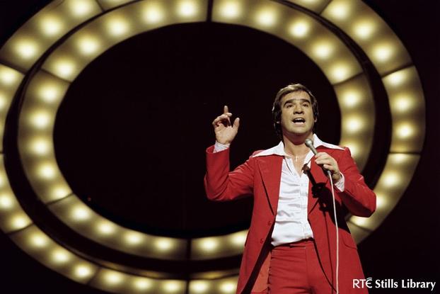 Joe Dolan on 'The Tony Kenny Show' (1977)