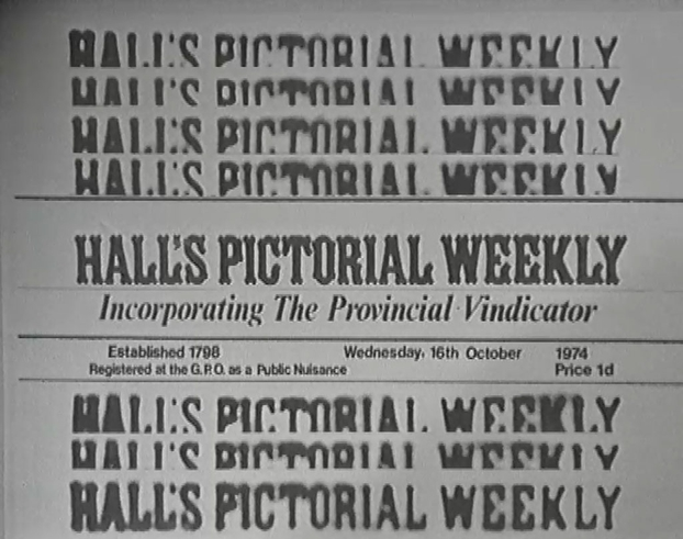 Hall's Pictorial Weekly