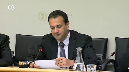 Leo Varadkar said there is no reason to believe emergency departments will be swamped