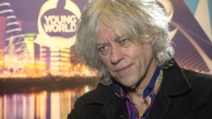 Bob Geldof was speaking to RTÉ's Six-One News about the loss of his daughter Peaches