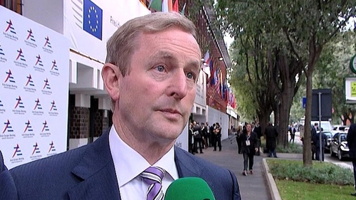 Enda Kenny is expected to promote Ireland as a destination for university and third-level students