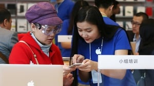 Apple's new iPhone 6 facing tough competition in China