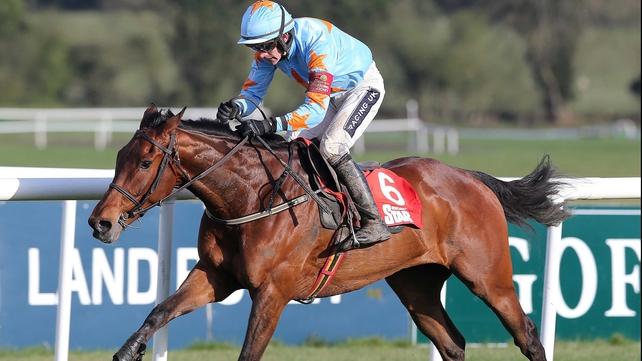 Un De Sceaux falls on chasing debut