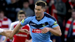 Mark Langtry's goal gave UCD a crucial victory