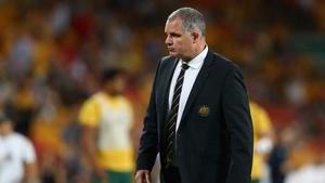 Ewen McKenzie resigned following Australia's loss to New Zealand