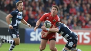 Ian Keatley starts at No 10 for Munster