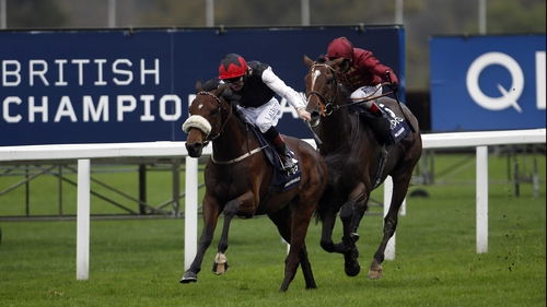 Forgotten Rules bids to give Dermot Weld a second win in the Vintage Crop Stakes
