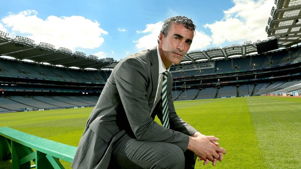 Jim McGuinness has been working in football since leaving Donegal GAA