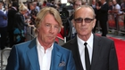Rick Parfitt and Francis Rossi - Thirsty work pays off