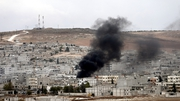 Fergal Keane, reports from the Turkish-Syrian border where the battle for Kobane continues to rage