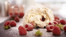 Raspberry and white chocolate meringue roulade - A delightful dessert from Rachel Allen.