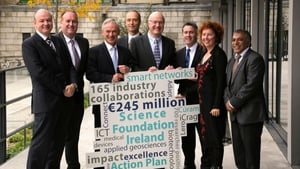 The centres were announced under the Science Foundation Ireland Research Centres Programme