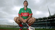 Kieran Joyce at the launch of the AIB GAA Club Championships on Monday in Croke Park