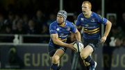 Leinster came from behind to record victory on the opening weekend