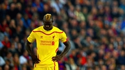 Mario Balotelli has failed to score in six Premier League appearances for Liverpool