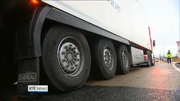 Six One News: Hauliers threatening more strikes unless road tax issues addressed