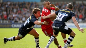 Could Simon Zebo be more effective for Munster and Ireland at full-back rather than on the wing?