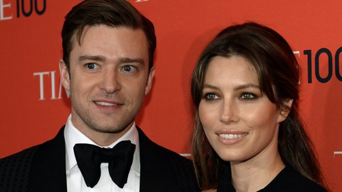 Justin Timberlake and Jessica Biel chose to take the case through the Irish courts