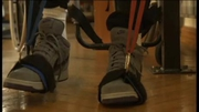 RTÉ News: A man paralysed from the waist down is able to walk again after undergoing surgery