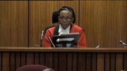RTÉ News: Judge Masipa handed down a sentence of five years for culpable homicide