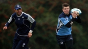 Brian O'Driscoll said Michael Cheika had changed things for Leinster and changed the mentality of many