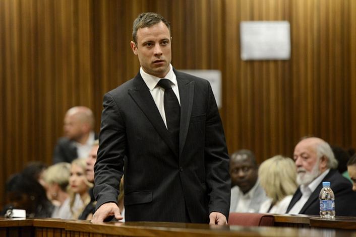 Release of Oscar Pistorius