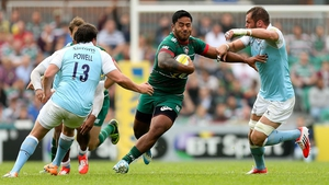 Manu Tuilagi is sticking with the Leicester Tigers