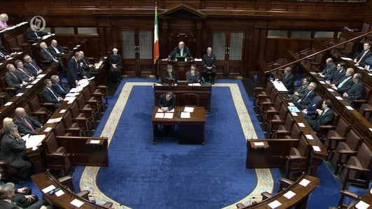 Dáil prayer and silent reflection to be voted on tomorrow