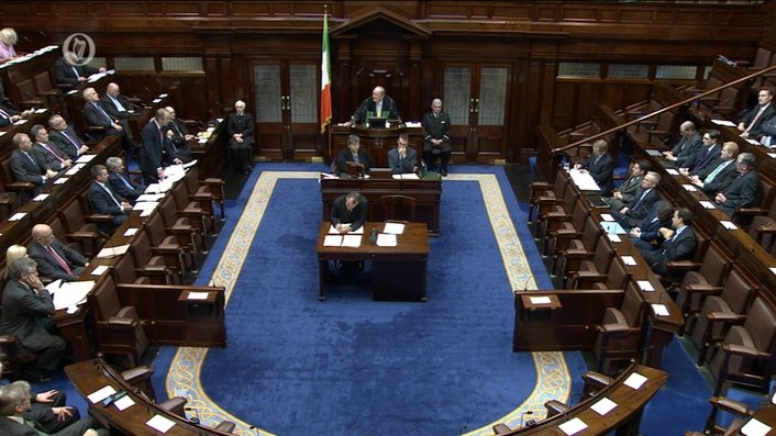 Can Fine Gael and Fianna Fáil form a government together?