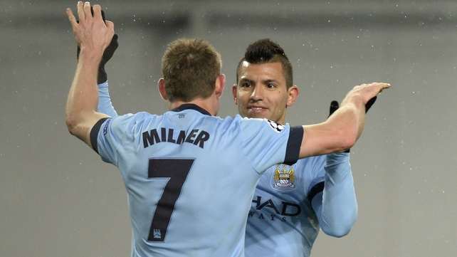 City waste two-goal lead in Moscow