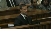 Six One News: Oscar Pistorius beginning five year prison sentence