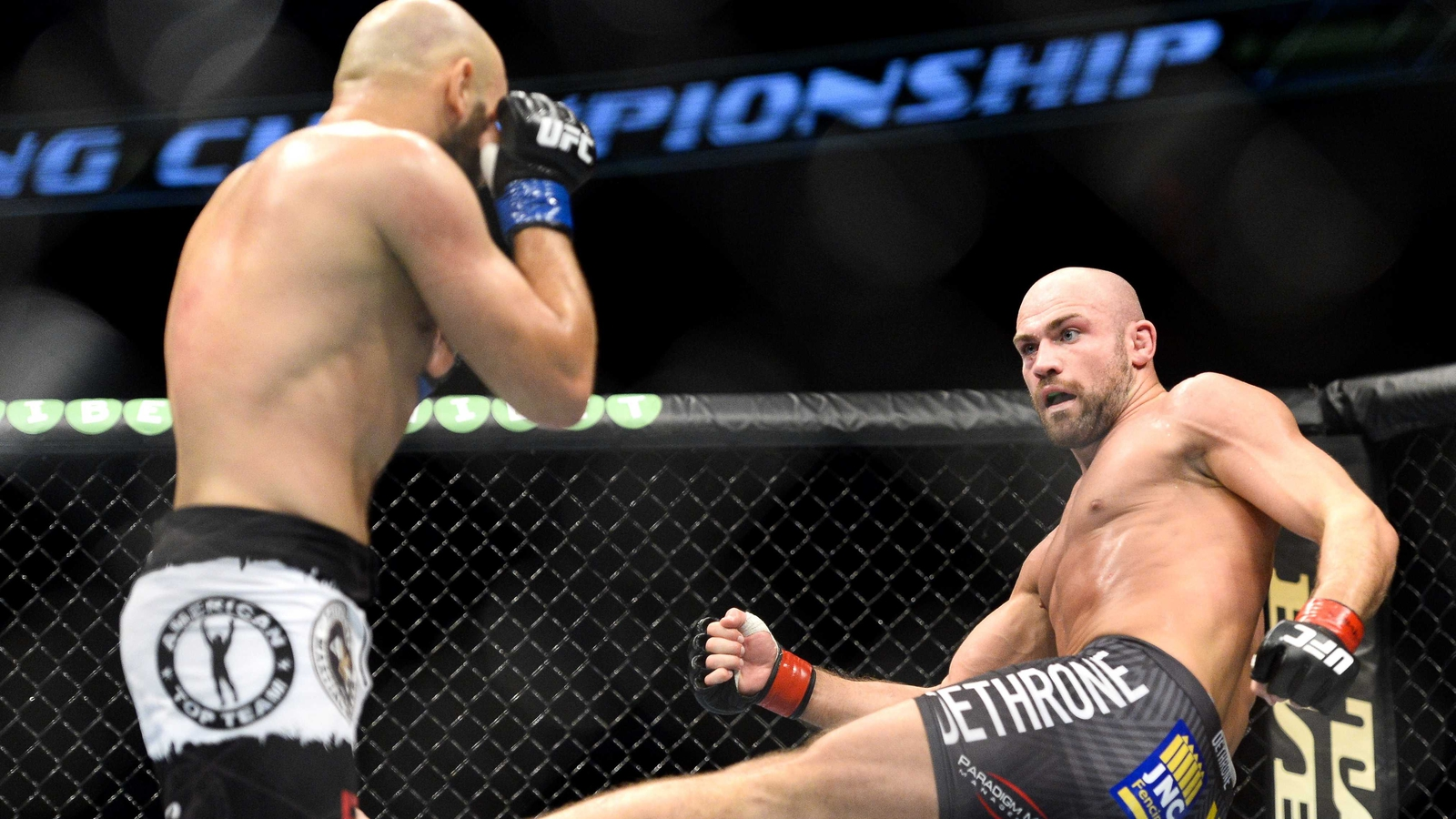Life for Pendred after going 2&0 in the UFC