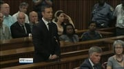 Nine News: Oscar Pistorius beginning five year prison sentence
