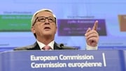 New commission president Jean-Claude Juncker will set out his political programme following the vote
