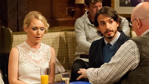 Lau Zamparelli as Nigel in Emmerdale