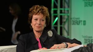 Neelie Kroes is worried Europe will let digital success stories pass it by