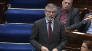 RTÉ News: Cahill allegations dominate Leaders' Questions in Dáil