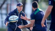 "Joe Schmidt said provincial selection was a tough enough job ""without the impression we're influencing things"""