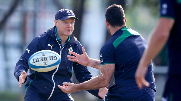 Joe Schmidt said provincial selection was a tough enough job 'without the impression we're influencing things'